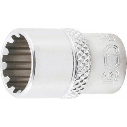"BGS technic 1/4"" Dugókulcs ""Gear Lock"", 11 mm (BGS 10111)"