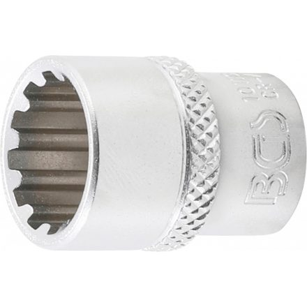 "BGS technic 1/4"" Dugókulcs ""Gear Lock"", 13 mm (BGS 10113)"