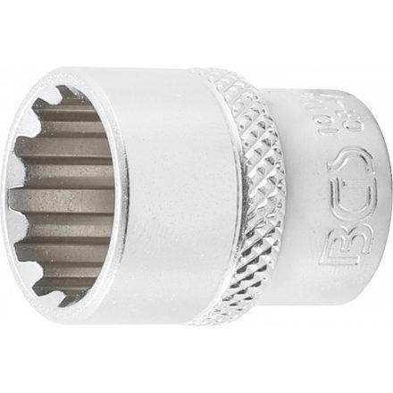 "BGS technic 1/4"" Dugókulcs ""Gear Lock"", 14 mm (BGS 10114)"