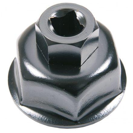 BGS technic Olajszűrő leszedő kupak, 36 mm x 6 borda (BGS 1019-36)