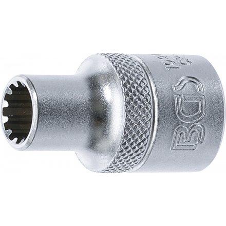 "BGS technic 1/2"" Dugókulcs ""Gear Lock"", 9 mm (BGS 10209)"