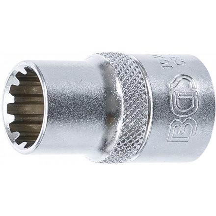 "BGS technic 1/2"" Dugókulcs ""Gear Lock"", 13 mm (BGS 10213)"