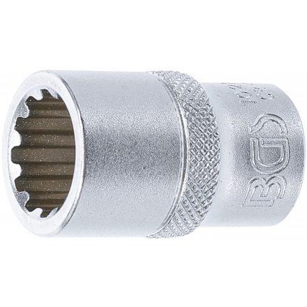 "BGS technic 1/2"" Dugókulcs ""Gear Lock"", 15 mm (BGS 10215)"