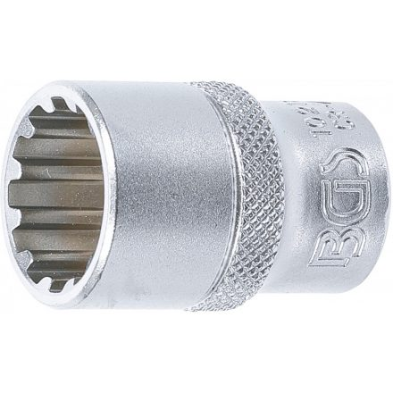 "BGS technic 1/2"" Dugókulcs ""Gear Lock"", 18 mm (BGS 10218)"