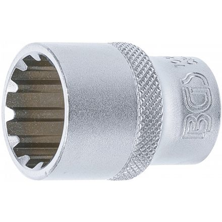 "BGS technic 1/2"" Dugókulcs ""Gear Lock"", 19 mm (BGS 10219)"