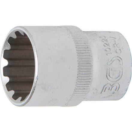 "BGS technic 1/2"" Dugókulcs ""Gear Lock"", 20 mm (BGS 10220)"
