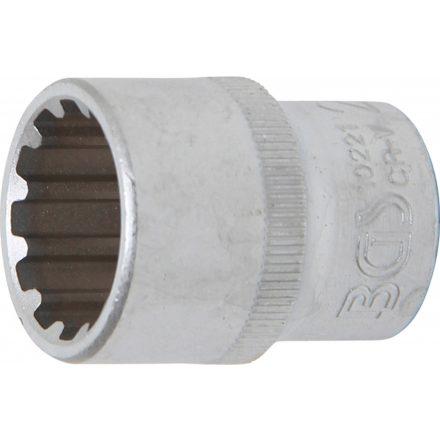 "BGS technic 1/2"" Dugókulcs ""Gear Lock"", 21 mm (BGS 10221)"