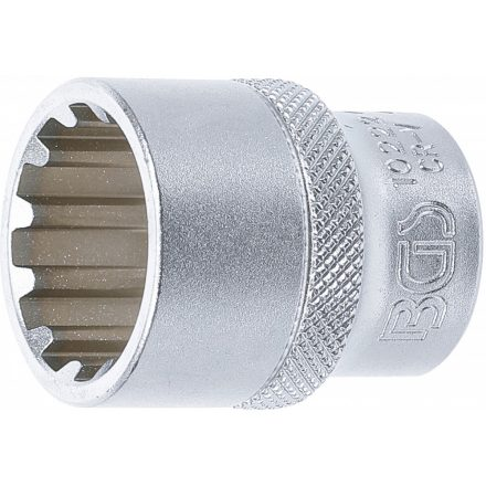 "BGS technic 1/2"" Dugókulcs ""Gear Lock"", 22 mm (BGS 10222)"