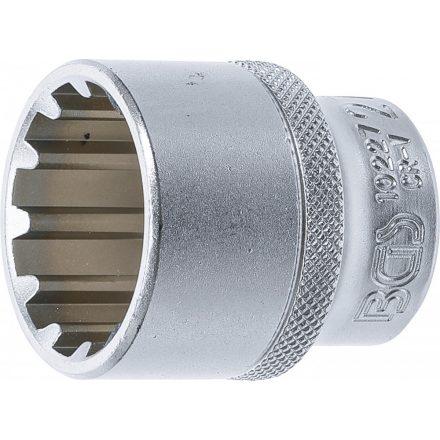 "BGS technic 1/2"" Dugókulcs ""Gear Lock"", 27 mm (BGS 10227)"