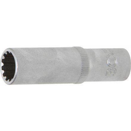 "BGS technic 3/8"" Hosszított dugókulcs ""Gear Lock"", 12 mm (BGS 10352)"