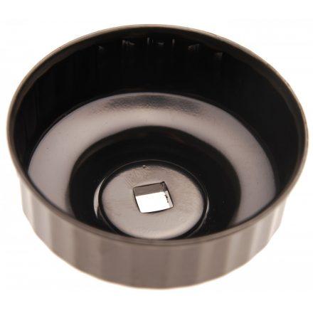 BGS technic Olajszűrő leszedő kupak 93 mm x 36 lap (BGS 1039-93-36)