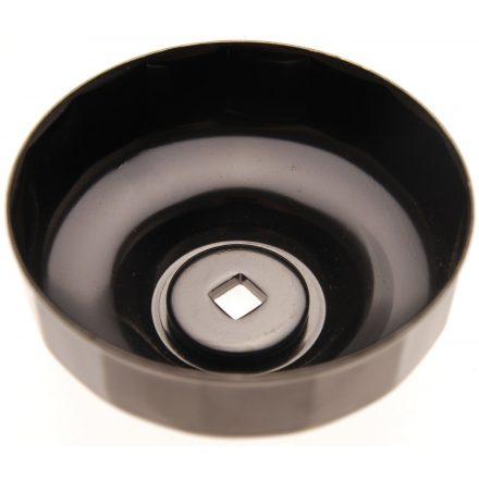BGS technic Olajszűrő leszedő kupak 95 mm x 15 lap (BGS 1039-95-15)