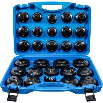 BGS technic 30 részes kupakos olajszűrőleszedő készlet (BGS 1039)