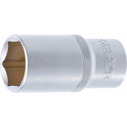 "BGS technic 1/2"" hosszított dugókulcsfej ""Pro Torque®"", 28 mm (BGS 10568)"