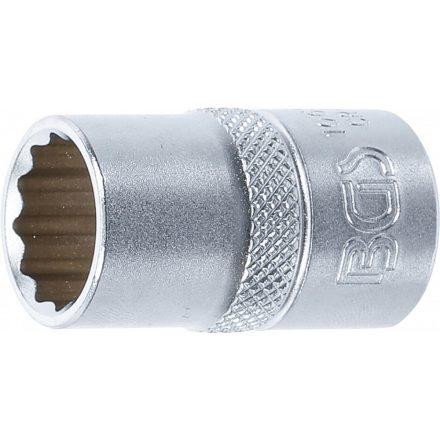 """BGS technic 1/2"""" Dugókulcs, 12-szögű, 15 mm (BGS 10635)"""