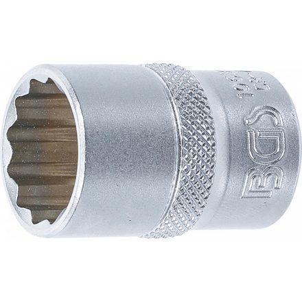 """BGS technic 1/2"""" Dugókulcs, 12-szögű, 19 mm (BGS 10639)"""
