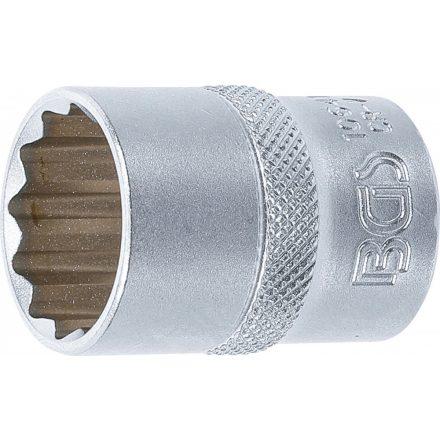 """BGS technic 1/2"""" Dugókulcs, 12-szögű, 21 mm (BGS 10641)"""