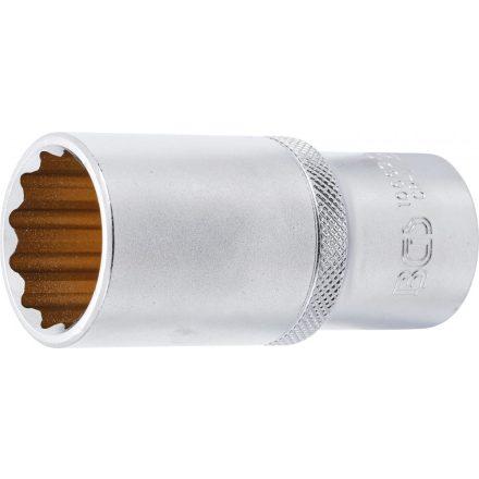 """BGS technic 1/2"""" Hosszított dugókulcs, 12-szögű, 26 mm (BGS 10663)"""