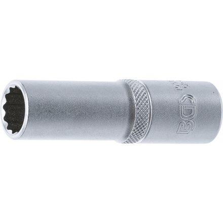 """BGS technic 1/2"""" Hosszított dugókulcs, 12-szögű, 14 mm (BGS 10664)"""