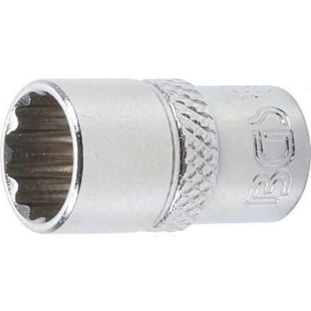 """BGS technic 1/4"""" Dugókulcs, 12-szögű, 10 mm (BGS 10780)"""
