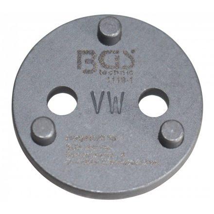 BGS technic Fékdugattyú adapter elektromos kézifékű Volkswagenekhez (BGS 1119-1)