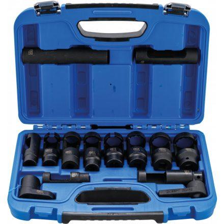 BGS technic 14 részes lambdaszonda kulcs készlet (BGS 1149)