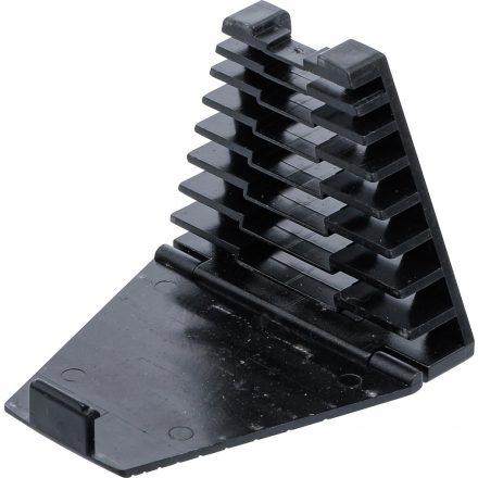 BGS technic 8 részes villáskulcs tartó (BGS 1175)