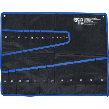 BGS technic Üres tetron tok BGS 1196 csillag-villás kulcs készlethez (BGS 1196-LEER)