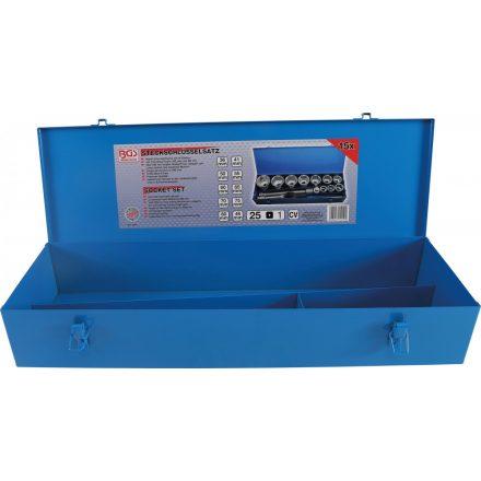 BGS technic Üres fém tok a BGS 1210 dugókulcs készlethez (BGS 1210-LEER)