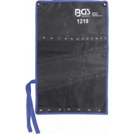 BGS technic Üres tetron tok a BGS 1219 csillag-villás kulcs készlethez (BGS 1219-LEER)