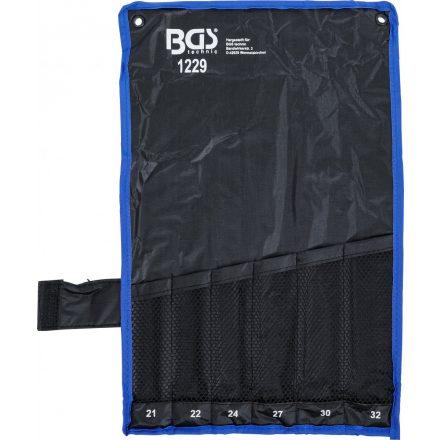 BGS technic Üres tetron tok a BGS 1229 csillag-villás kulcs készlethez (BGS 1229-LEER)