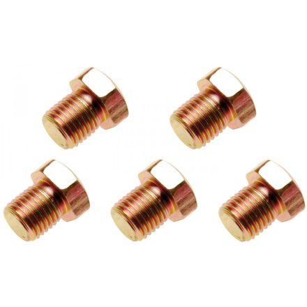 BGS technic M13x1.5 Olajleeresztő csavar, 5 darab, BGS 126 olajleeresztő csavar menetjavító készlethez (BGS 126-SM13)