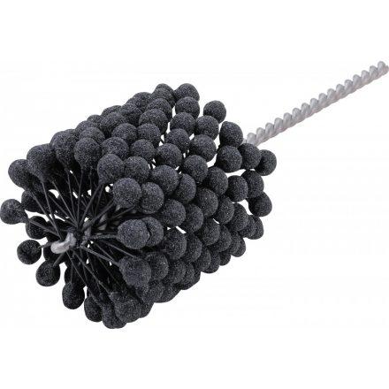 BGS technic Hónolószerszám   rugalmas   120-as szemcseméret   75 - 77 mm (BGS 1261)