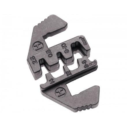 BGS technic Krimpelő befogópofa D-USB V3.5-höz, használható a BGS 1410, 1411, 1412 azonosítójú termékekhez (BGS 1410-H)