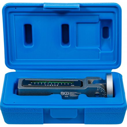 BGS technic Mágneses kerékdőlés mérő, dupla állíthatóság (BGS 1519)