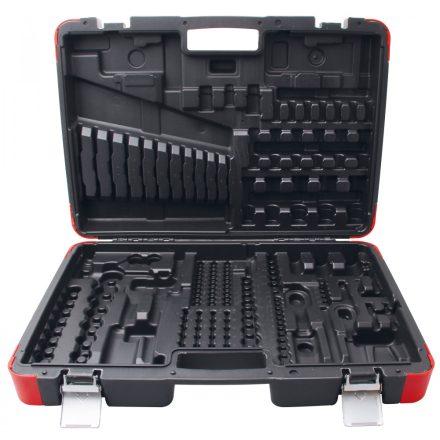 Kraftmann Üres műanyag koffer a BGS 15217 dugókulcs készlethezhez (BGS 15217-1)