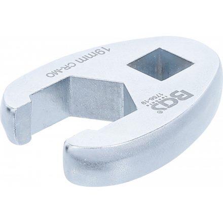 """BGS technic 3/8"""" hollander kulcs fej, 19 mm (BGS 1756-19)"""